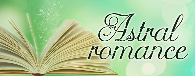 banner astral romance