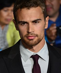 Theo James March 18 2014