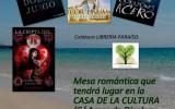 Mesa romántica en Tarifa, el 14 de octubre