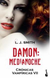 Crónicas Vampíricas 7. Damon. Medianoche