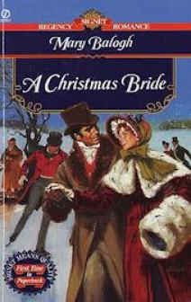 Mary Balogh - A Christmas Bride