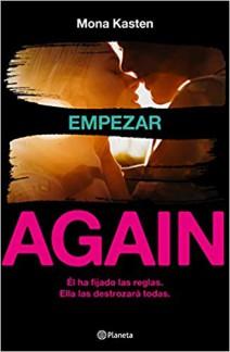 Mona Kasten - Empezar. Serie Again