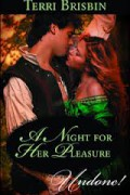 A Night For Her Pleasure