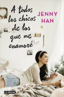 Jenny Han - A todos los chicos de los que me enamoré