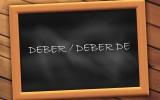 Consejos para mejorar nuestro estilo literario: DEBER / DEBER DE