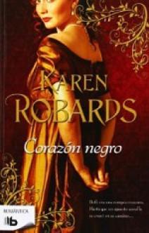 Karen Robards - Corazón negro