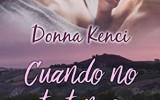 Entrevistamos a la escritora Donna Kenci. ¡Incluye sorteo de libros en papel!