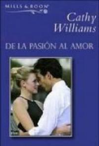 De la pasión al amor