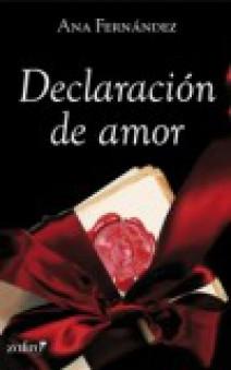 Ana Fernández - Declaración de amor