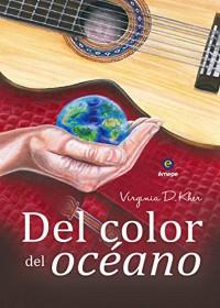 Del color del océano