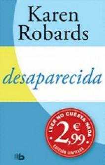 Karen Robards - Desaparecida