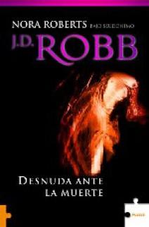 Jd Robb Desnuda Ante La Muerte