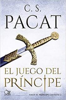 C. S. Pacat - El juego del príncipe