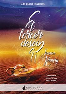 Jessica Khoury - El tercer deseo