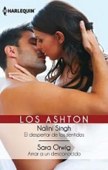 Nalini Singh - El despertar de los sentidos