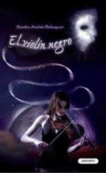 Sandra Andrés Belenguer - El violín negro