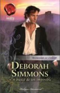 Deborah Simmons - En busca de un imposible