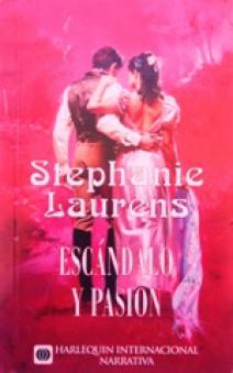 Stephanie Laurens - Escándalo y pasión