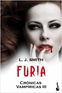 L.J. Smith - Furia