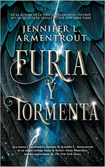 Jennifer L. Armentrout - Furia y tormenta