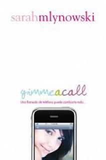 Sarah Mlynowski - Gimme a call