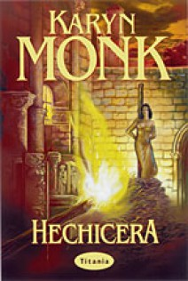 Karyn Monk - Hechicera