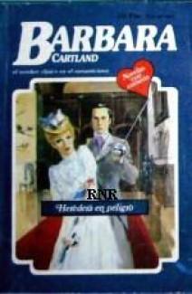 Barbara Cartland - Heredera en peligro