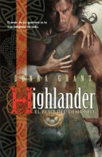 Donna Grant - Highlander: El beso del demonio