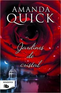 Amanda Quick - Jardines de cristal