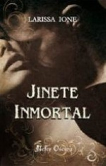 Larissa Ione - Jinete inmortal