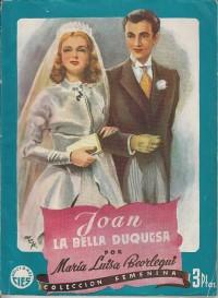 Joan, la bella duquesa