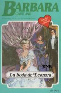 La boda de Leonora