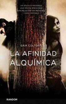 Gaia Coltorti - La afinidad alquímica
