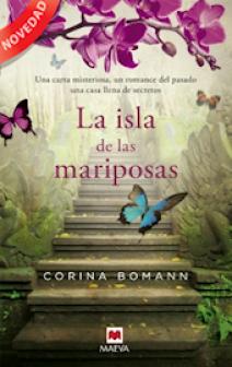 Corina Bomann - La isla de las mariposas
