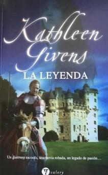 Kathleen Givens - La leyenda