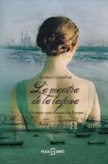 Gloria V. Casañas - La maestra de La Laguna