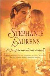 Stephanie Laurens - La propuesta de un canalla