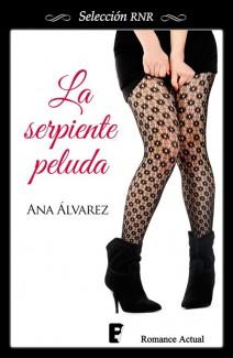 Ana Álvarez - La serpiente peluda