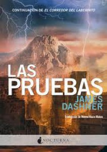 James Dashner - Las pruebas