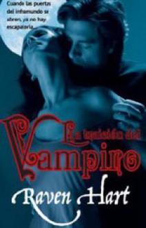 Raven Hart - La traición del vampiro