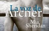 Club de Lectura - La voz de Archer, de Mia Sheridan