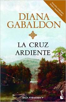 Diana Gabaldon - La cruz ardiente