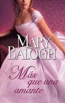 Mary Balogh - Más que una amante