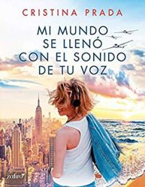 Cristina Prada - Mi mundo se llenó con el sonido de tu voz