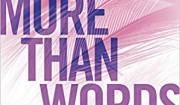 Lo nuevo de Mia Sheridan: More than words