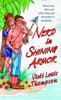 Vicki Lewis Thompson - Nerd in Shining Armor