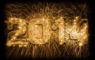 Comenzamos un nuevo año... ¡Feliz 2014!