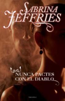 Sabrina Jeffries - Nunca pactes con el diablo