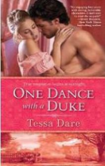 Tessa Dare - One Dance With A Duke