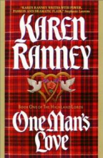 Karen Ranney - One man's love